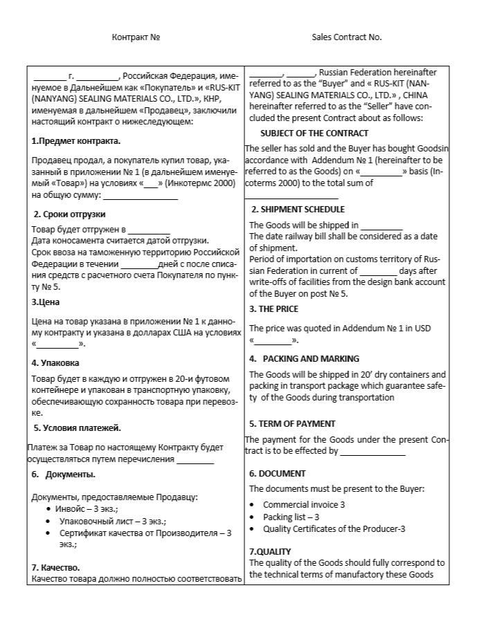сертификат происхождения китай образец